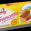 Balconi 10 Trancetto Strawberry Cake Bars 280g