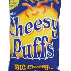 143. cheese puffs