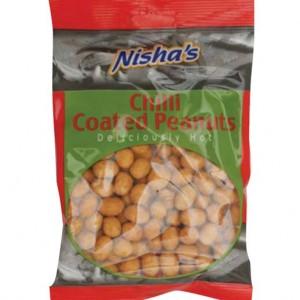 151. nisha chilli coated peanuts