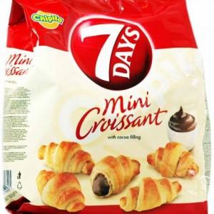 7 days mini croissant cocoa
