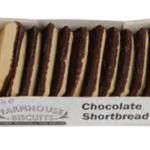 87. choc shortbread