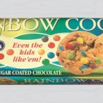 91. merba rainbow cookies
