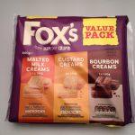 Fox 4 pk asst Creams code 243