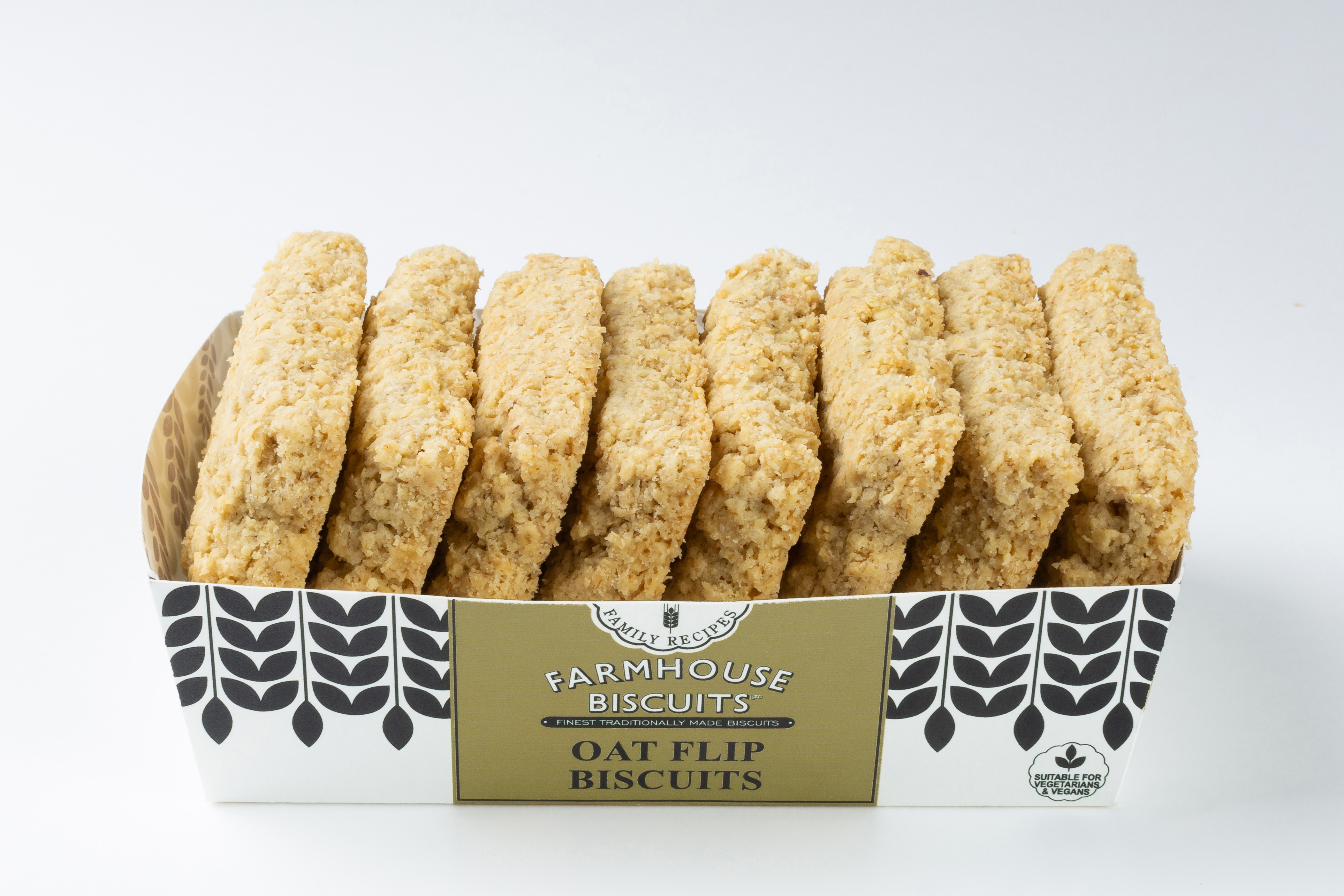 Farmhouse Biscuits Flips 200g The Cake Man