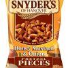 Snyder's Honey Mustard & Onion Pretzel Pieces 125g