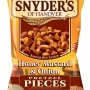 Snyder's Honey Mustard & Onion Pretzel Pieces 125g