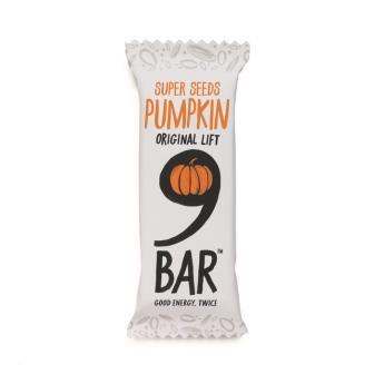 Bar Energy Bar Pumpkin 50g   The Cake Man